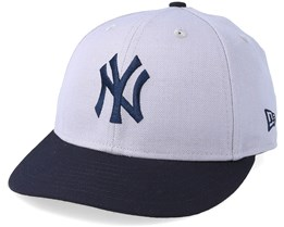New York Yankees Coops Low Pro 59Fifty Off Grey/Navy Fitted - New Era