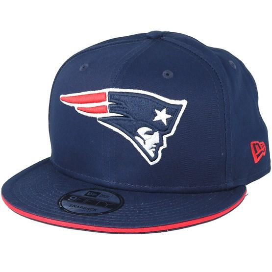 New England Patriots Team Navy Snapback - New Era caps -  Hatstoreaustralia.com 7454ffdda