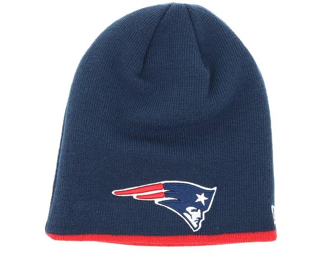 c0e5fc85ee4 New England Patriots Team Skull Navy Beanie - New Era beanies -  Hatstoreaustralia.com
