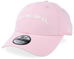 Own Brand Script PK 9Forty Pink Adjustable - New Era