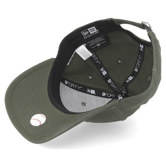 New York Yankees League Essential 9Forty Olive White Adjustable - New Era  caps - Hatstoreaustralia.com 8d0dbf4ab8