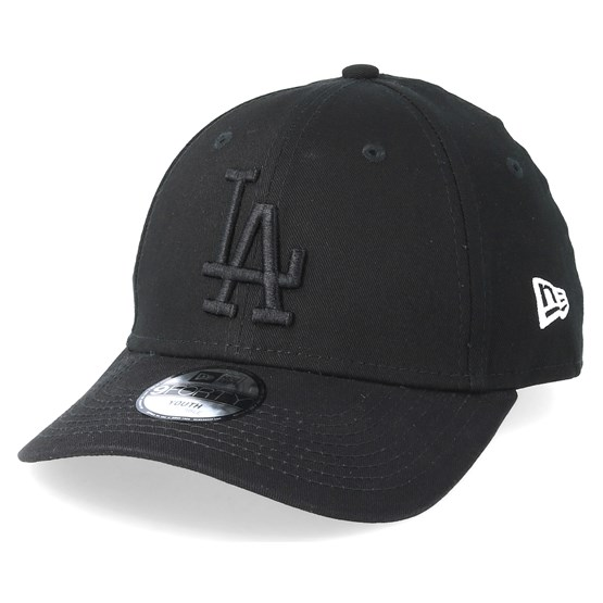 Kids Los Angeles Dodgers League Essential 9Forty Black Black Adjustable - New  Era caps - Hatstorecanada.com 24e13683c38d