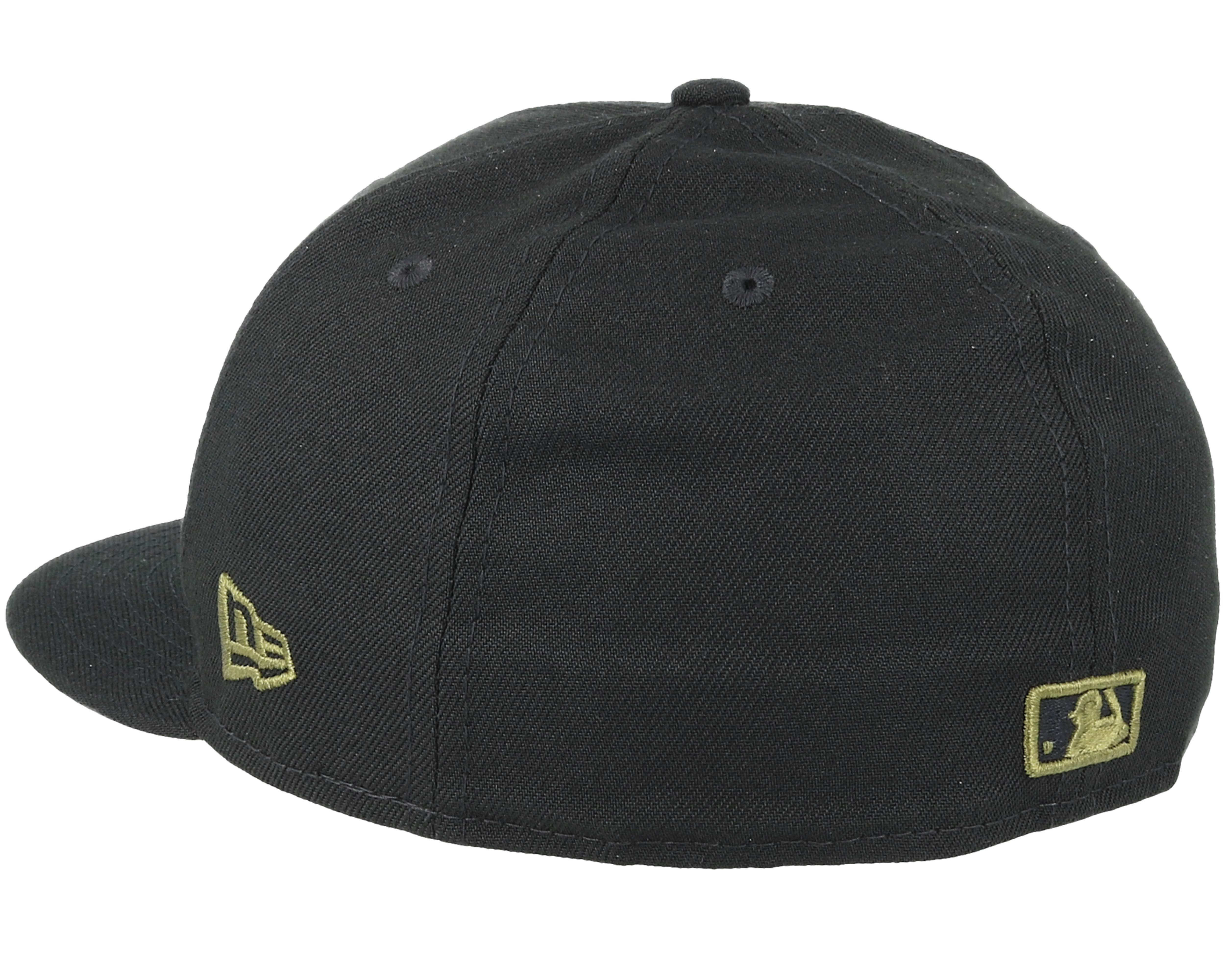 Los Angeles Dodgers 59fifty League Essential Black Olive