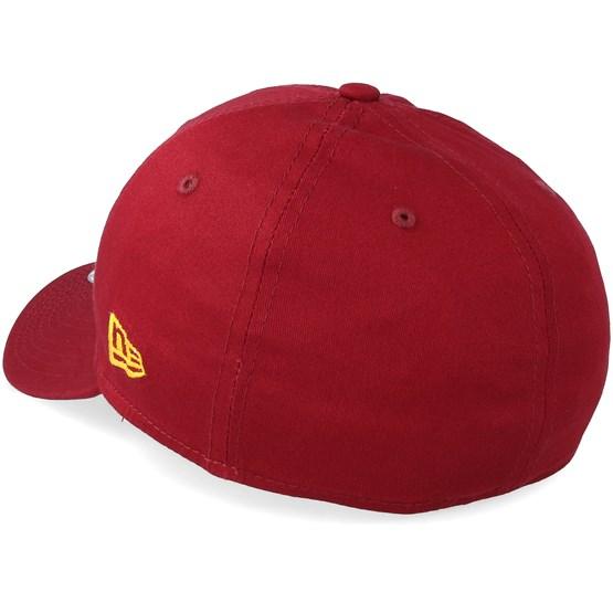New York Yankees League Essential 39Thirty Cardinal Yellow Flexfit - New  Era caps - Hatstoreworld.com a3ec12e393f6