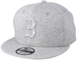 Boston Red Sox Essential Jersey 9Fifty Heather Grey/Grey Snapback - New Era