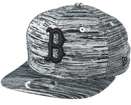 Boston Red Sox Engeneered Fit 9Fifty Grey/Black Snapback - New Era
