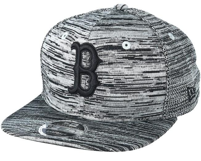 Boston Red Sox Engeneered Fit 9Fifty Grey Black Snapback - New Era - Start  Gorra - Hatstore bdfad0fdbd3