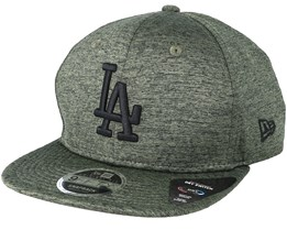 Los Angeles Dodgers Dryswitch Jersey 9Fifty Olive/Black Snapback - New Era