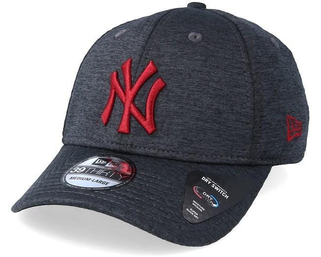 New York Yankees Dryswitch Jersey 39Thirty Dark Grey Cardinal Flexfit - New  Era caps - Hatstoreaustralia.com 3762ac81c850