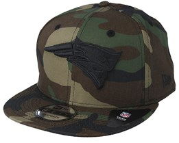 New England Patriots 9Fifty Color Forest Camo - New Era