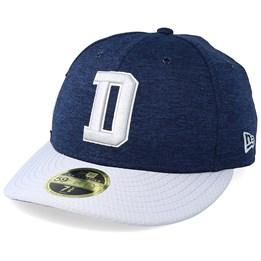 6dd2e6b5 Dallas Cowboys 9Fifty On Field Navy/Grey Snapback - New Era caps ...