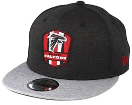 Atlanta Falcons 9Fifty On Field Black/Grey Snapback - New Era