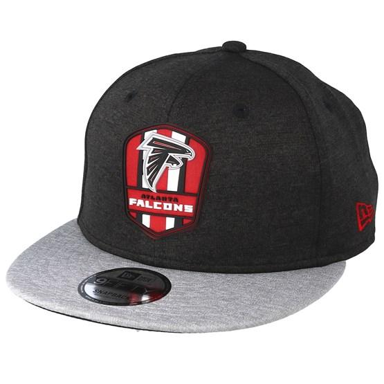 Keps Atlanta Falcons 9Fifty On Field Black/Grey Snapback - New Era - Svart Snapback