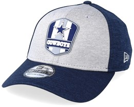 Dallas Cowboys 39Thirty On Field Grey/Navy Flexfit - New Era