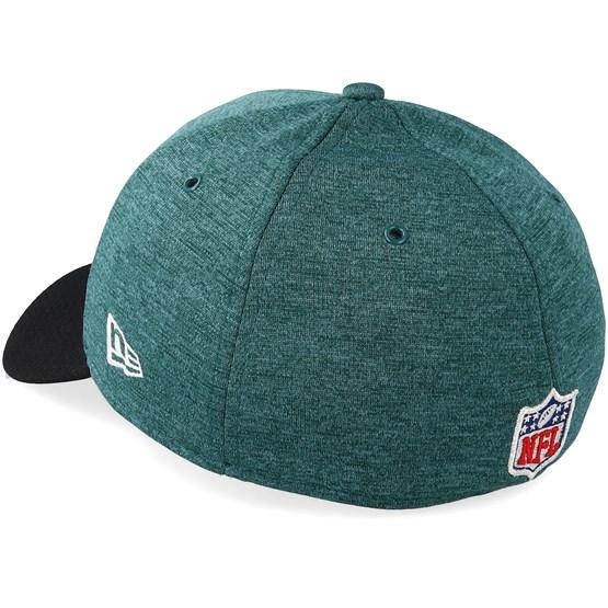 86a7d44b34323 Philadelphia Eagles 39Thirty On Field Green Black Flexfit - New Era caps -  Hatstorecanada.com