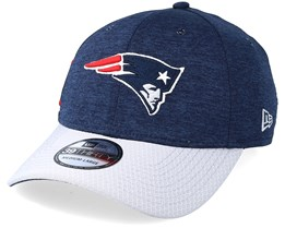 c998c7f9706c8 New England Patriots 39Thirty On Field Navy Grey Flexfit - New Era