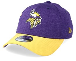 Minnesota Vikings 39Thirty On Field Purple/Yellow Flexfit - New Era
