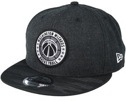 Washington Wizards Tipoff Series 9Fifty Heather Black Snapback - New Era