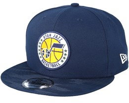 Utah Jazz Tipoff Series 9Fifty Navy Snapback - New Era