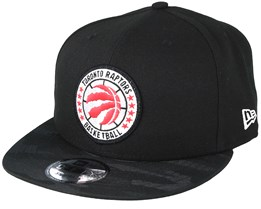 Toronto Raptors Tipoff Series 9Fifty Black Snapback - New Era
