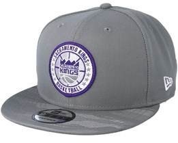 Sacramento Kings Tipoff Series 9Fifty Grey Snapback - New Era