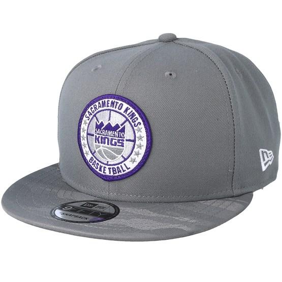 Keps Sacramento Kings Tipoff Series 9Fifty Grey Snapback - New Era - Grå Snapback