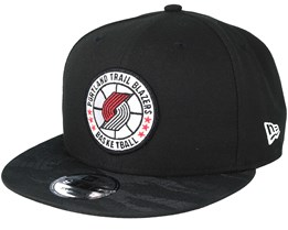 Portland Trail Blazers Tipoff Series 9Fifty Black  Snapback - New Era