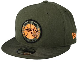 Orlando Magic Tipoff Series 9Fifty Olive Snapback - New Era