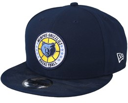 huge discount 5e585 be898 Memphis Grizzlies Tipoff Series 9Fifty Navy Snapback - New Era