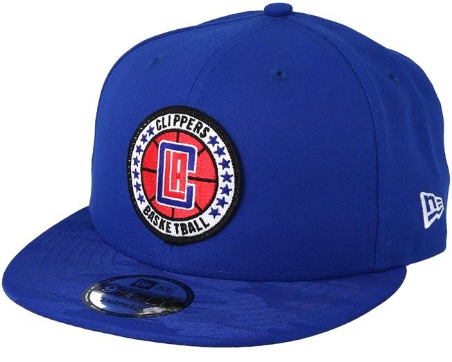 LA Clippers Tipoff Series 9Fifty Blue Snapback - New Era - Start Cappellino  - Hatstore 7a5d41346f85