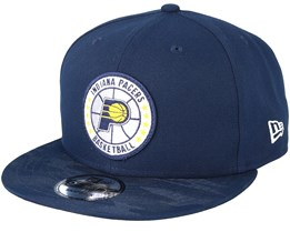 Indiana Pacers Tipoff Series 9Fifty Navy Snapback - New Era