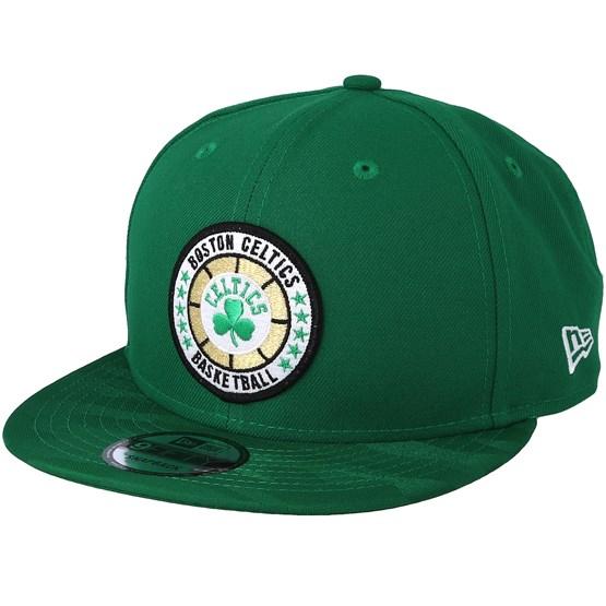 Keps Boston Celtics Tipoff Series 9Fifty Green Snapback - New Era - Grön Snapback