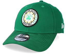 7c1c6d079da Boston Celtics Tipoff Series 39Thirty Green Flexfit - New Era
