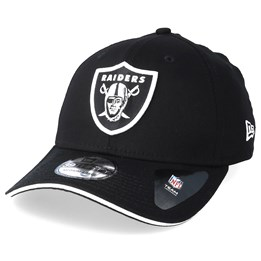 Kids Oakland Raiders Essential 9Forty Infant Black Adjustable - New ... 3fc834508e62