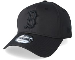 Boston Red Sox Ripstop 9Forty Black/Black Adjustable - New Era