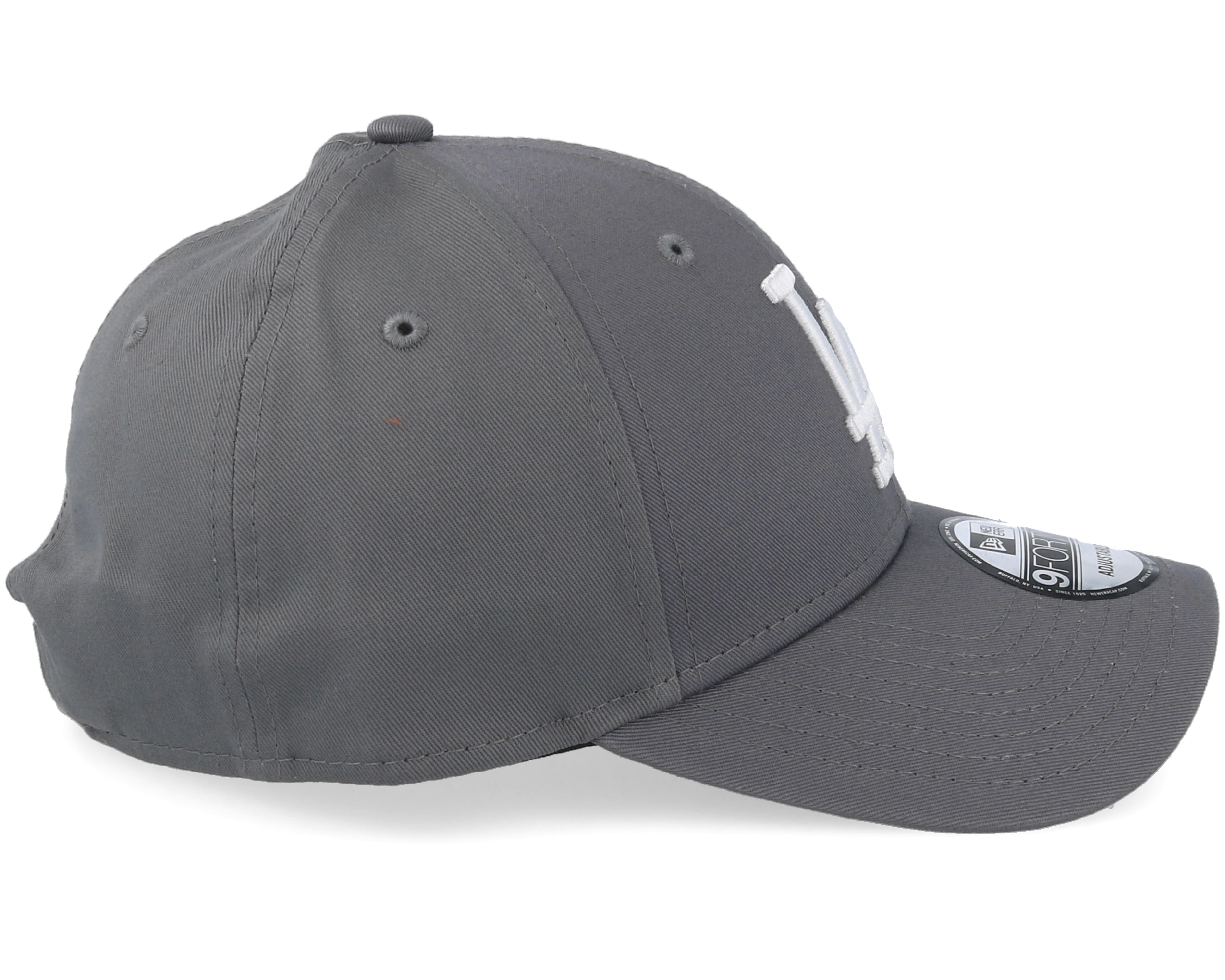 Los Angeles Dodgers League Essential 9forty Grey White