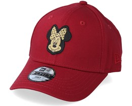 Kids Minnie 9Forty Character Cardinal Adjustable - New Era