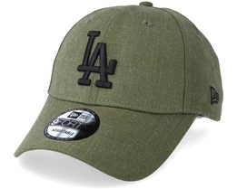 Los Angeles Dodgers 9Forty Essential Heather Green Adjustable - New Era