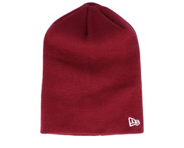 Essential Cardinal Long Beanie - New Era