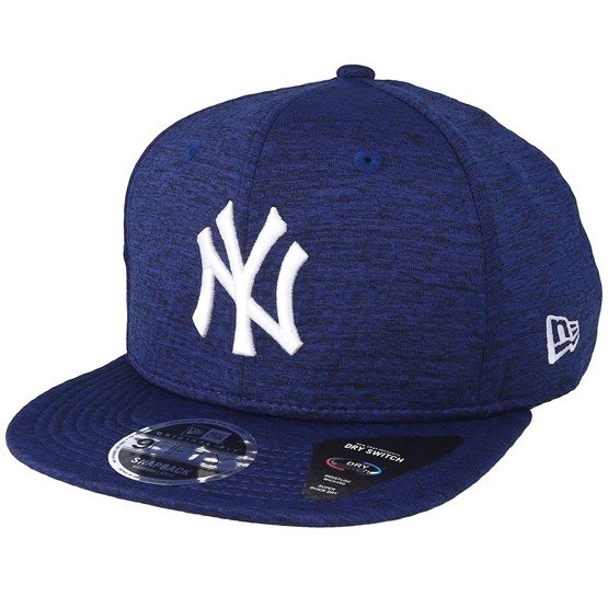 Keps New York Yankees 9Fifty Dry Switch Blue Snapback - New Era - Blå Snapback