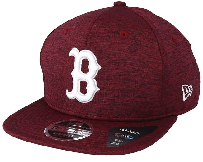 8f87f16f28c Boston Red Sox 9Fifty Dry Switch Red Snapback - New Era caps ...