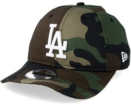 Los Angeles Dodgers Packable 9Twenty Camo Adjustable - New Era