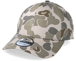 Detroit Tigers 9Forty Camo Adjustable - New Era