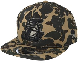 LA Lakers 9Fifty Camo Snapback - New Era