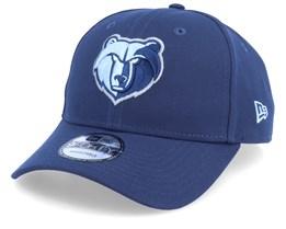 Memphis Grizzlies The League Navy Adjustable - New Era
