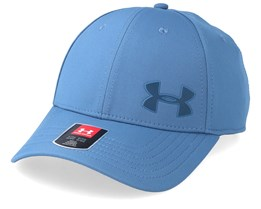 Golf Headline 3.0 Thunder Blue/White Flexfit - Under Armour