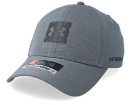 Official Tour 3.0 Stealth Grey Flexfit - Under Armour