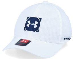 Kids Tour 3.0 White/Academy Navy Flexfit - Under Armour