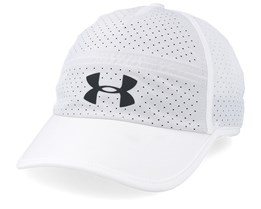 Women´s Blitzing White/Black Adjustable - Under Armour