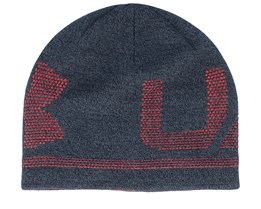 Men`s Billboard 3.0 Stealth Gray Beanie - Under Armour